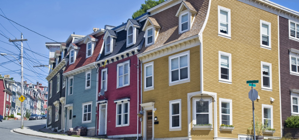 homes in St. John's